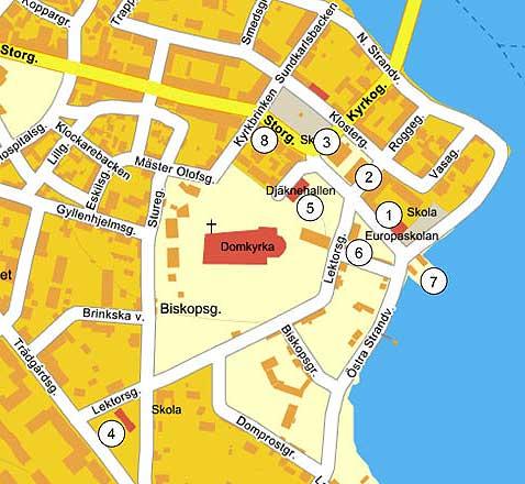 Karta-Stadscampus
