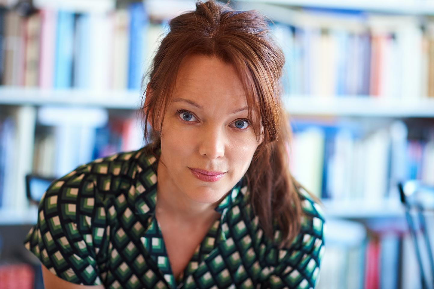 Lina Wolff, foto: Gustav Bergman